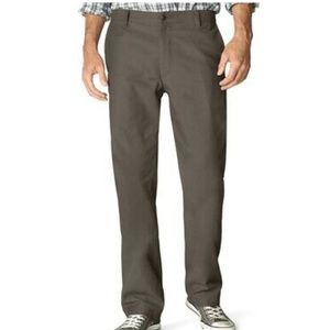 LIKE FOR DISCOUNT! Dockers Gray Off the Clock Pant
